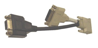dvi splitter cable