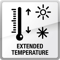 extended temperature